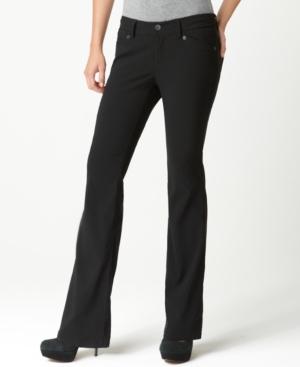 DKNY Jeans Pants, Bootcut Leg Stretch