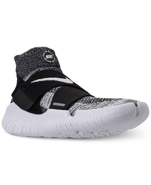 de primera categoría Optimista Extensamente  Nike Men's Free RN Motion Flyknit 2018 Running Sneakers from Finish Line &  Reviews - Finish Line Athletic Shoes - Men - Macy's