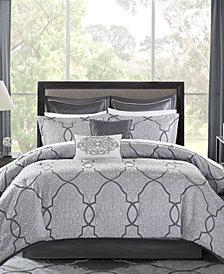 CLOSEOUT! Madison Park Lavine Bedding Sets