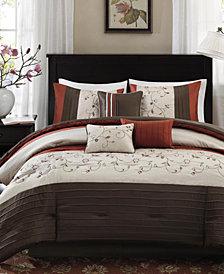 Madison Park Serene 7-Pc. King Comforter Set