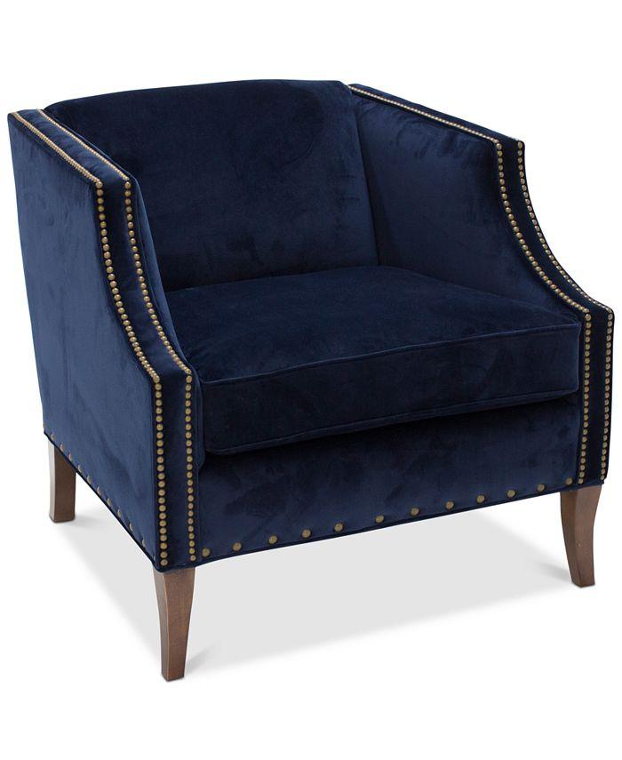 Furniture - Emmaleigh Fabric Club Chair