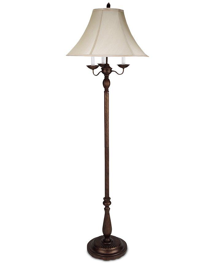 Cal Lighting - 6-Way Floor Lamp
