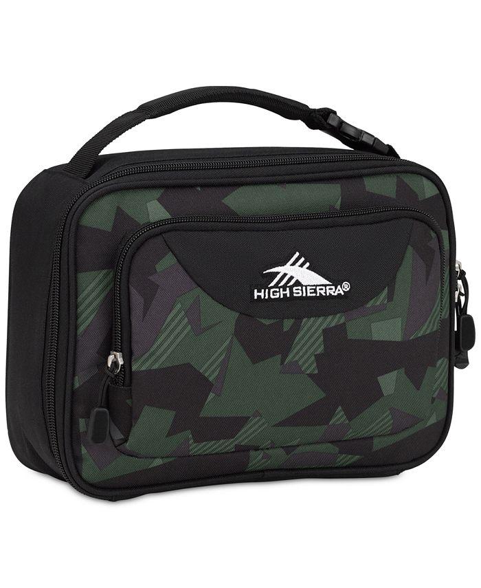 High Sierra - Single-Compartment Lunchbox
