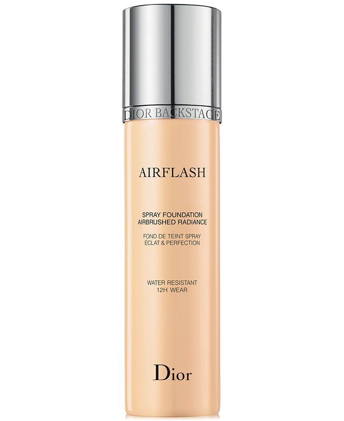 Dior Backstage Airflash Spray