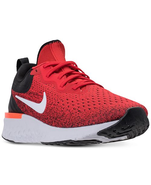 Regaño Arrastrarse líder  Nike Men's Odyssey React Running Sneakers from Finish Line & Reviews -  Finish Line Athletic Shoes - Men - Macy's