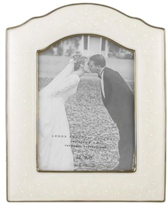 "Lenox ""Opal Innocence"" 5 x 7 Picture Frame"