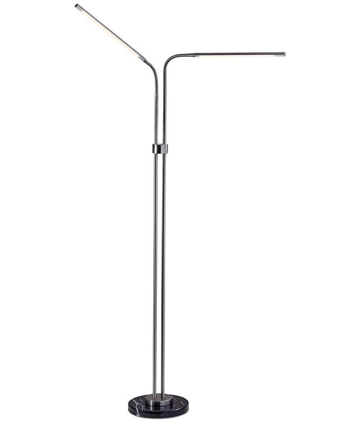 Adesso - Hydra LED Floor Lamp