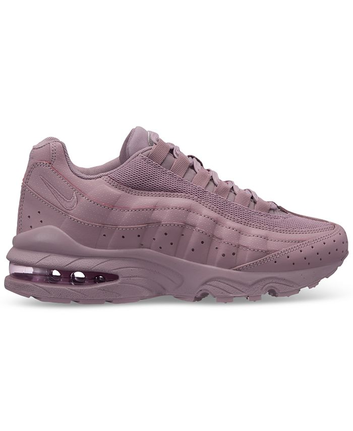 Nike Girls' Air Max 95 SE Casual Sneakers from Finish Line ...
