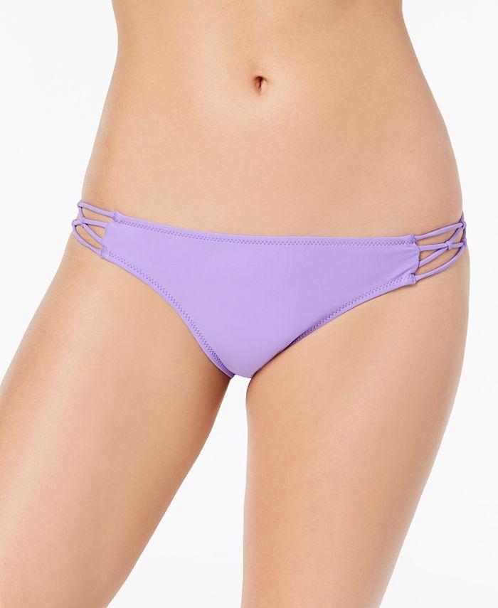 Volcom - Simply Solid Cheeky Bikini Bottoms