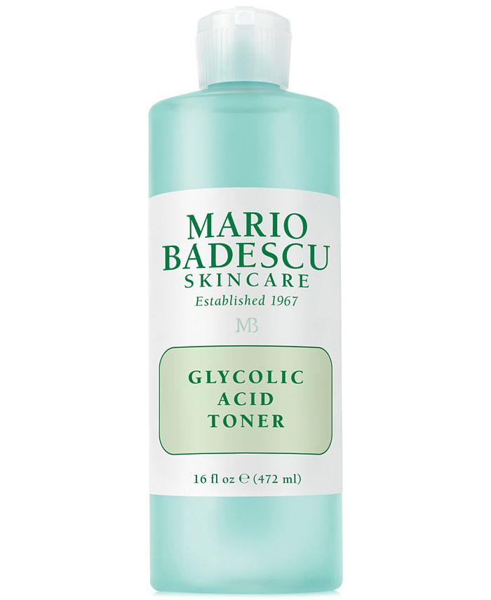 Mario Badescu - Glycolic Acid Toner, 16-oz.