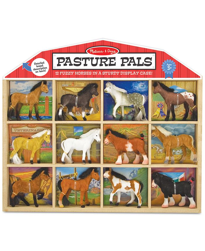 Melissa and Doug - Toy, Pasture Pals