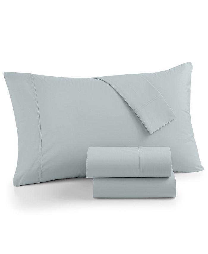 Sunham - AirFeel Suvin Cotton 350-Thread Count 4-Pc. California King Sheet Set