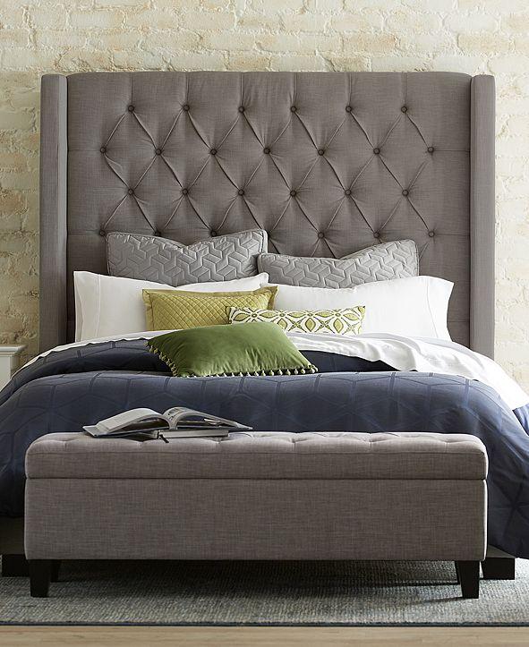 furniture monroe ii upholstered bedroom furniture
