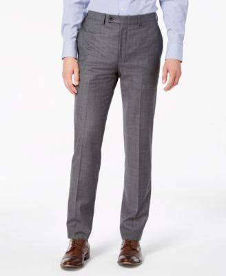 Men's X-Fit Slim-Fit Stretch Suit Pants