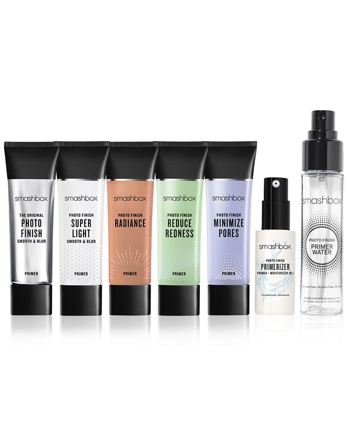 Smashbox - Photo Finish Primer Collection, Travel Size