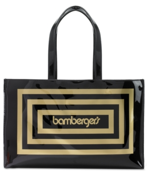 Bamberger's Large Open Tote