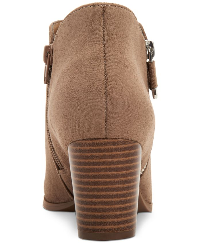Style & Co Masrinaa Ankle Booties, Created for Macy's & Reviews - Boots - Shoes - Macy's