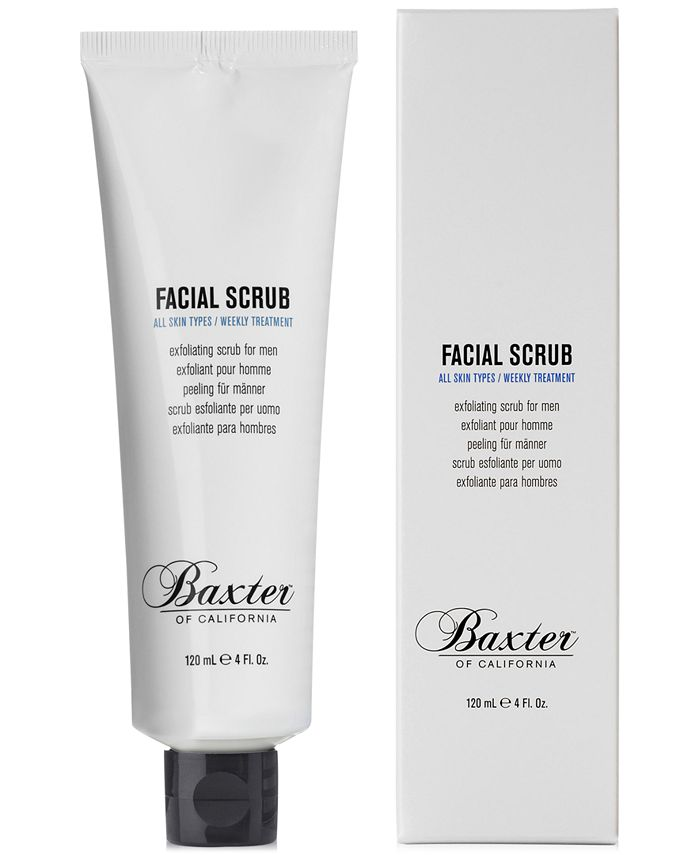 Baxter Of California - Baxter Facial Scrub, 4-oz.