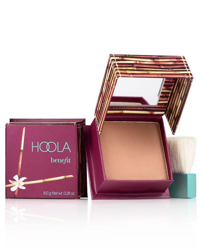 Benefit Cosmetics - Benefit Hoola Matte Box O' Powder Bronzer