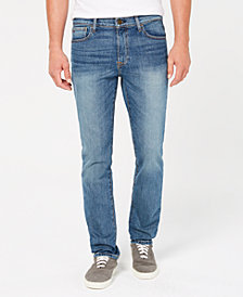 Tommy Hilfiger Men's Tommy Jeans Straight-Fit Stretch Jeans