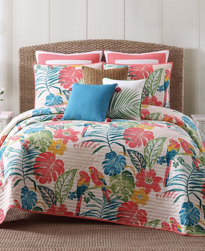 Oceanfront Resort - Coco Paradise Quilt Set Collection