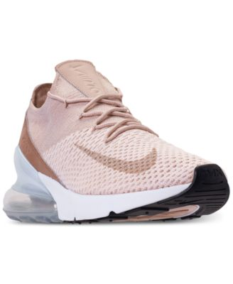 Nike Women's Air Max 270 Flyknit Casual