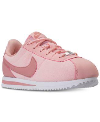 Nike Girls' Cortez Basic Textile SE