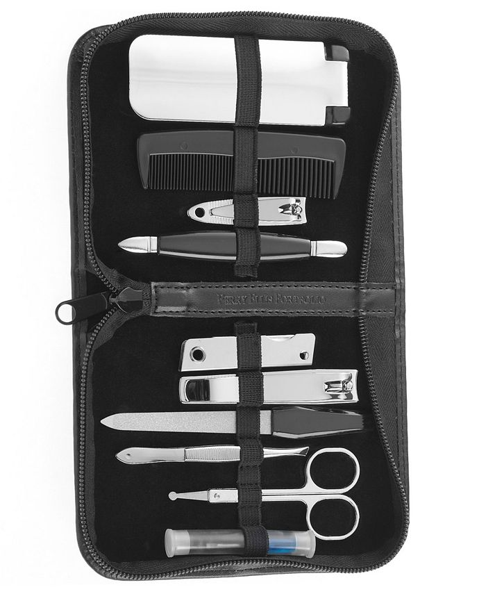 Perry Ellis Portfolio - Portfolio, 10 Piece Grooming Set