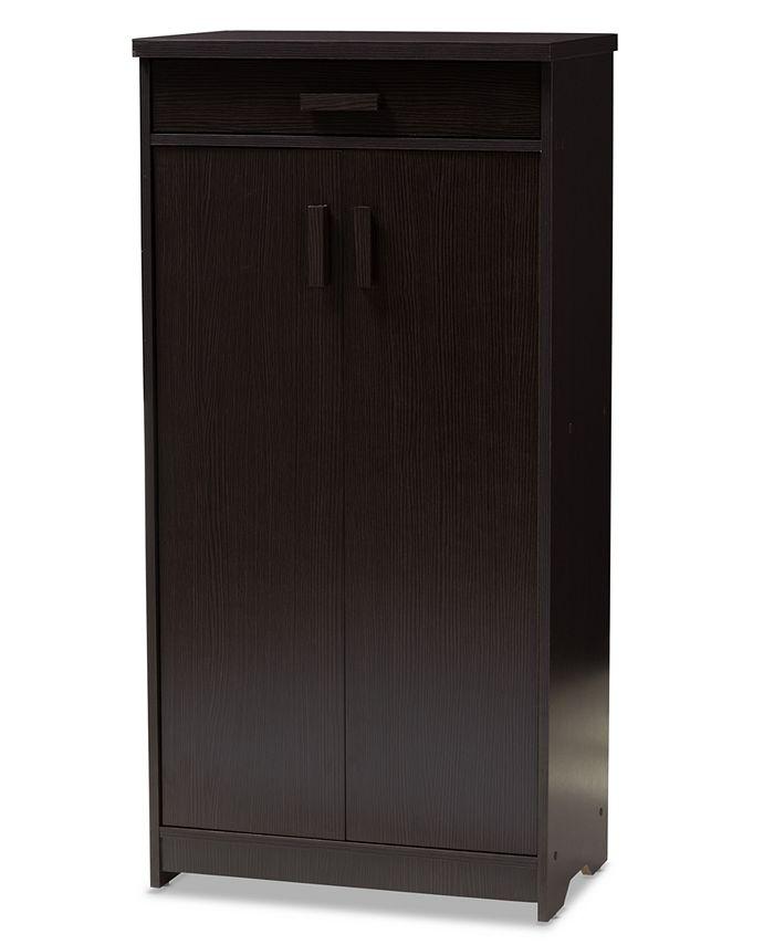 Furniture - Bienna Shoe Cabinet, Quick Ship