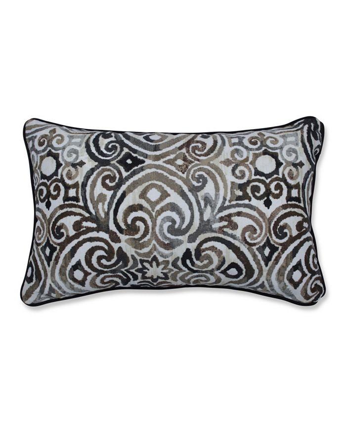 Pillow Perfect - Corinthian Driftwood Rectangular Throw Pillow (Set of 2)