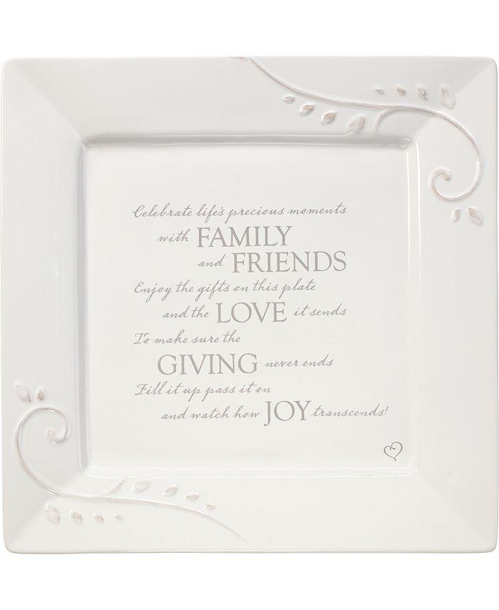Precious Moments - rving Platter 189002