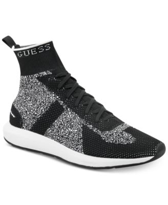 GUESS Men's Zachary High Top Sneakers