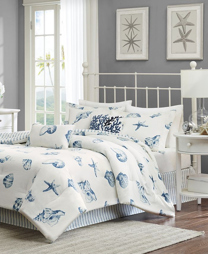 Harbor House - Harbor House Beach House 3-Pc. Twin Reversible Comforter Set