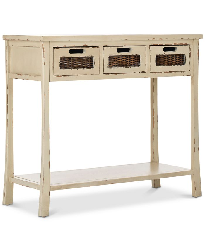 Safavieh - Autumn Console Table, Quick Ship