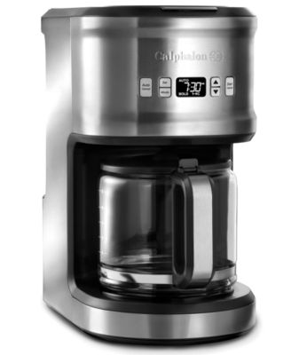 Calphalon Quick Brew Coffee Maker : CLEARANCE Frigidaire Professional FPDC12D7MS Coffee Maker, 12 Cup - Coffee, Tea & Espresso ...