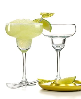 Luminarc Glassware, Party for Two Margarita Set