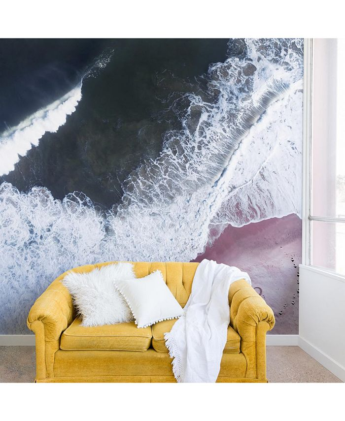 Deny Designs - Ingrid Beddoes Sea Heart and Soul Wall Mural