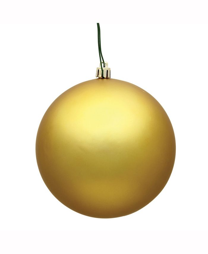 "Vickerman - 10"" BALL ORNAMENT"
