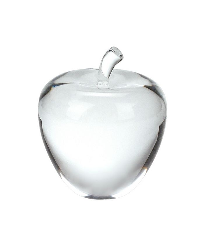 "Badash Crystal - Apple 3.5"" Tall"