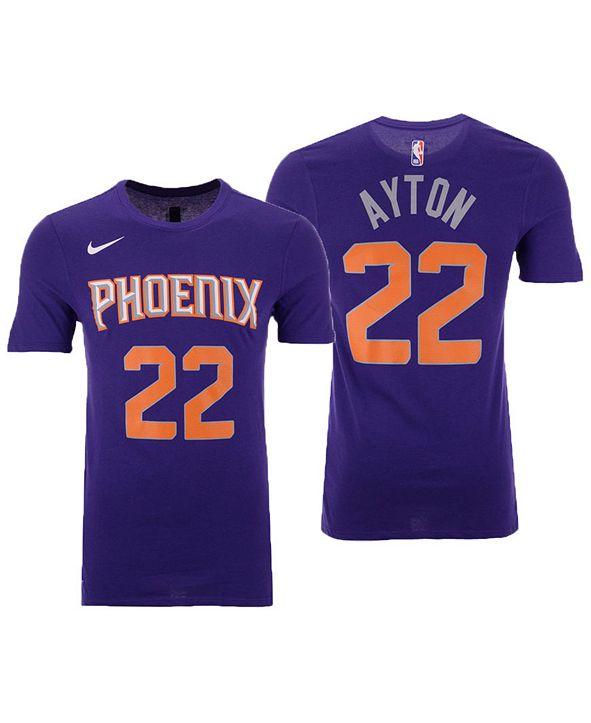 Nike Men's DeAndre Ayton Phoenix Suns Icon Player T-Shirt