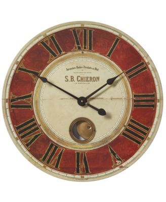 Uttermost S.B. Chieron Wall Clock, 23""