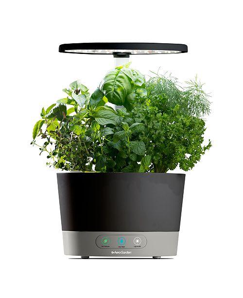 Aerogarden Harvest 360 6 Pod Countertop Garden Reviews Small Appliances Kitchen Macy S