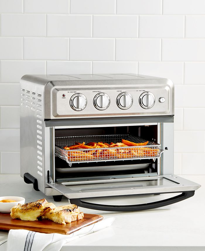 Cuisinart - TOA-60 Air Fryer Toaster Oven