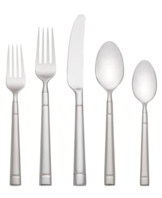 kate spade new york Flatware 18/10, Fair Harbor 45 Piece Set