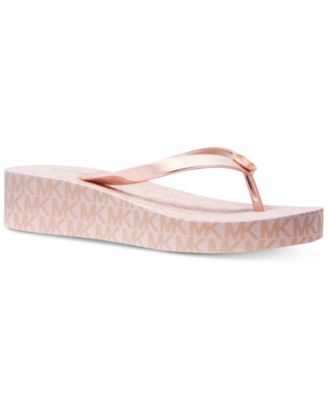 Michael Kors Bedford Flip-Flop Sandals