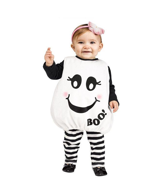 BuySeasons Baby Boo Baby Little and Big Girls Costume