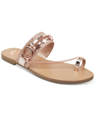 G by GUESS Londyn Flat Sandals