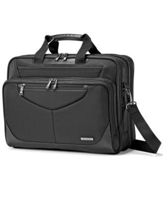 Samsonite Ballistic Expandable Toploader Laptop Briefcase