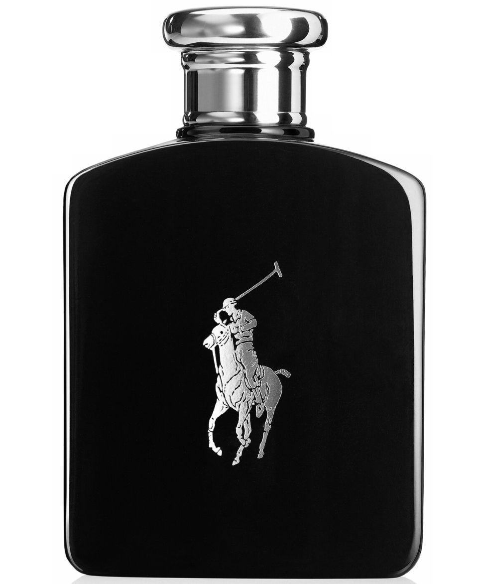 Ralph Lauren Polo Black Eau de Toilette Spray, 2.5 oz.