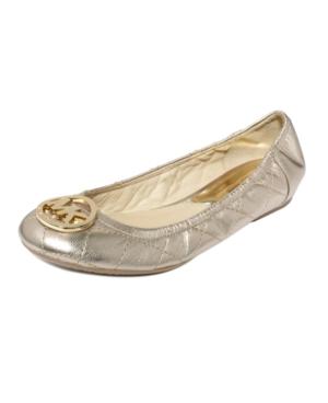 MICHAEL Michael Kors Shoes, Fulton Quilted Ballet Flats Women's Shoes